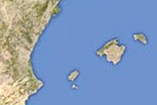 arcipelago isole Baleari