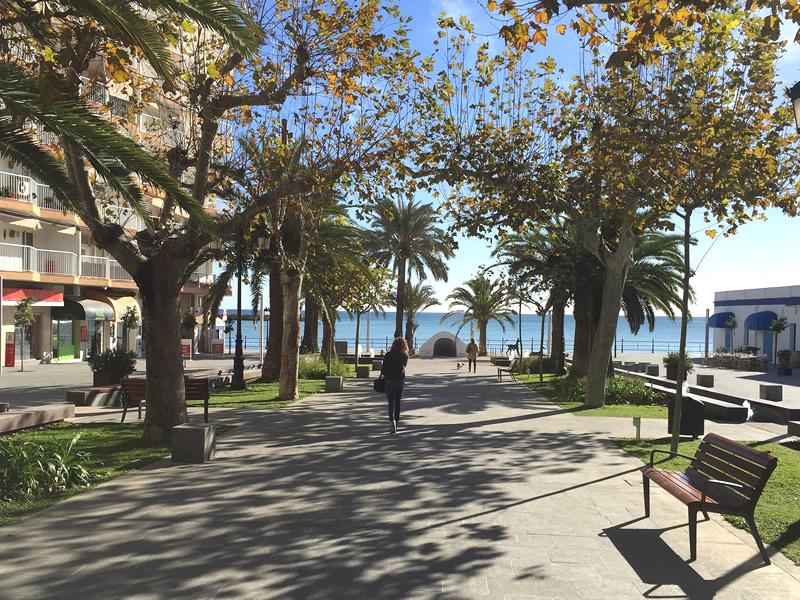 giardini pubblici a Ibiza