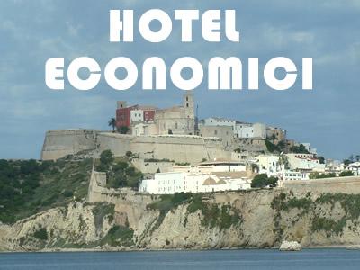Hotel economici a Ibiza