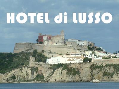 Prenota hotel di lusso a Ibiza