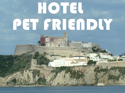 Hotel Pet Friendly a Ibiza