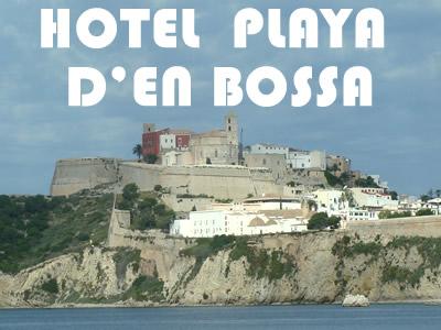 Hotel Playa d'en Bossa