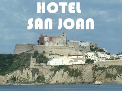 Hotel Sant Joan de Labritja a Ibiza