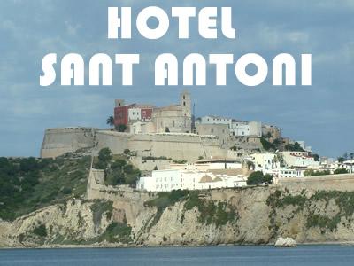 Hotel a Sant Antoni de Portmany