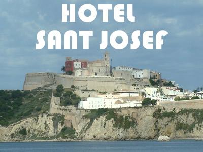 Hotel a Sant Josep de sa Talaia