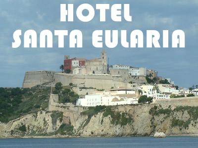 Hotel a Santa Eularia des Riu