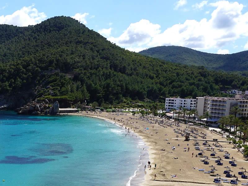 Hotel sul mare a Ibiza