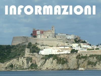 Informazioni di viaggio a Ibiza