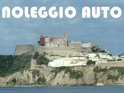Noleggio auto a Ibiza