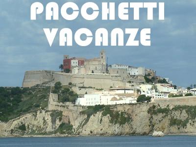 Pacchetti vacanze per Ibiza