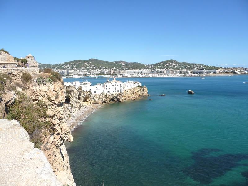 vista di Port Eivissa