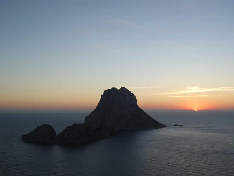 alba isola Vedraa Ibiza